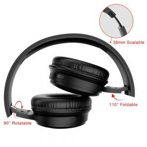 h1 bluetooth stereo headphones