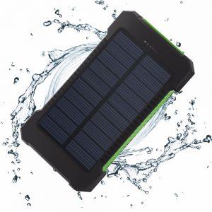20000 mah portable solar power bank